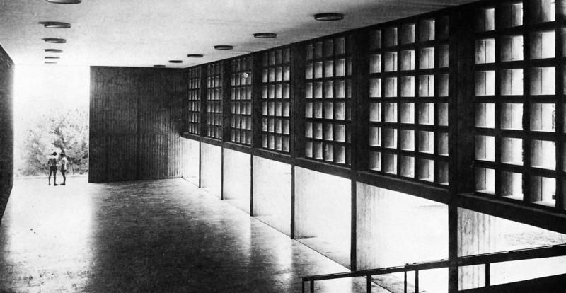 Auditorium Lobby