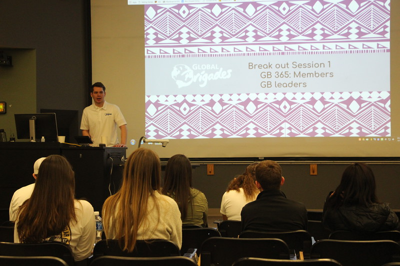Jim Kluk speaking