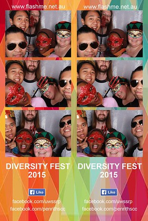 WSU Kingswood Diversity Fest - 8 September 2015