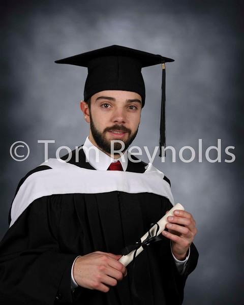 University Grad Portraits