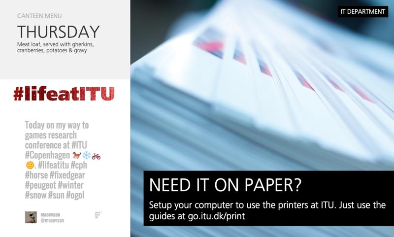 ITU Website #LifeatITU