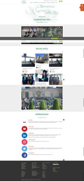 insead grad website