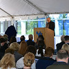 Davis Hall Ribbon Cutting Ceremony