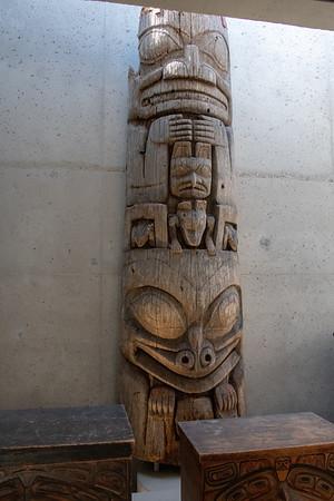 University of British Columbia: Museum of Anthropology