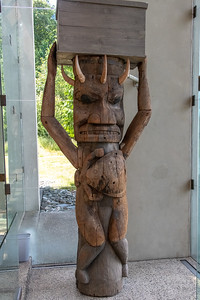 The main body of the totem