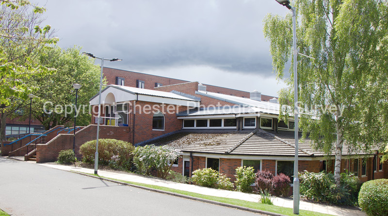 Seaborne Library: The University of Chester: Parkgate Road