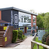 Student Union Building: The University of Chester: Parkgate Road