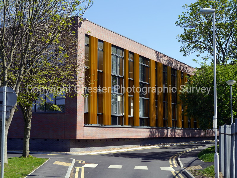 Seaborne Library Extension: University of Chester: Parkgate Road