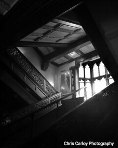 Ida Noyes Staircase