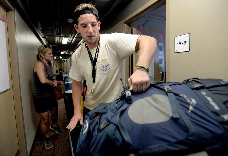 CU Student Move In