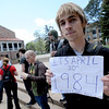 "CU student, John Demopoulos, holds up a sign concerning his feelings for the police on campus on 4/20.<br /> For more photos and videos of 4/20,  go to  <a href=""http://www.dailycamera.com"">http://www.dailycamera.com</a><br />  Cliff Grassmick / April 20, 2012"
