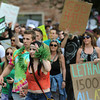 "Demonstrators walk from the Norlin Quadrangle to the field behind the Duane Physics building during the 4/20 demonstration Friday, April, 20, 2012.<br /> Photo by Lewis Geyer<br /> For more photos and video visit  <a href=""http://www.dailycamera.com"">http://www.dailycamera.com</a>"