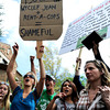"Mary, last name not given, front left, cheers during a protest at the 4/20 rally on the University of Colorado campus in Boulder on Friday, April 20. For more photos and video go to  <a href=""http://www.dailycamera.com"">http://www.dailycamera.com</a><br /> Jeremy Papasso/ Camera"