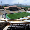 "Folsom Field will have 2 new video boards by the first part of July of 2012.<br /> For a video and more photos of the steel work, go to  <a href=""http://www.dailycamera.com"">http://www.dailycamera.com</a><br /> Cliff Grassmick / June 7, 2012"