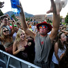 "N0923CONCERT002.JPG Craig Dermoddy, right, raises his arms for Savoy at the University of Colorado at Boulder Welcome Back Concert on Saturday, Aug. 22, 2009.  The concert featured DJ Hot to Death, Savoy and Pretty Lights. See the photo gallery and video at  <a href=""http://www.dailycamera.com"">http://www.dailycamera.com</a>. <br /> <br /> VIDEO INLINE: VIDEO: VIDEO: WELCOMEFEST 2009<br /> <br /> Photo by Mara Auster/Daily Camera"