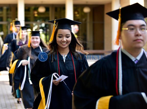 University of Dallas 2017 Graduation