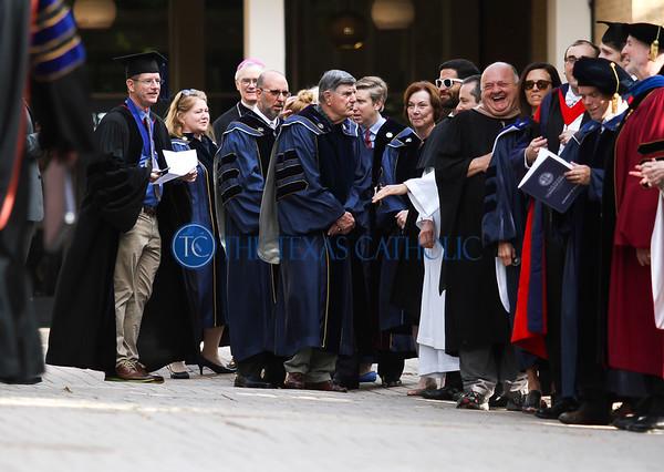 University of Dallas 2018 Graduation