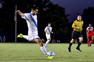 UD Mens Soccer vs Sacred Heart