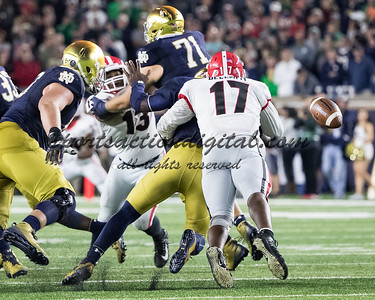 Davin Bellamy, Brandon Wimbush