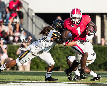 Sony Michel, Devan Stringer
