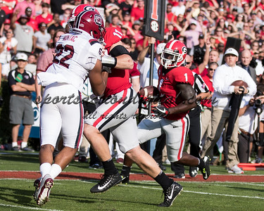 Sony Michel, Jake Fromm