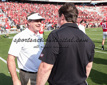 Kirby Smart, Will Muschamp