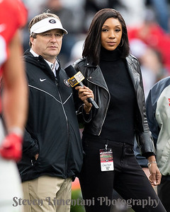 Kirby Smart, Maria Taylor