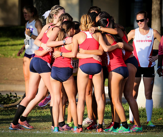 UH Cross Country at RICE