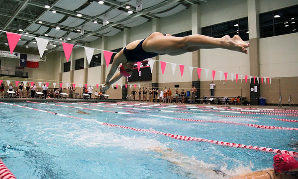UH Swim for the Cure Meet