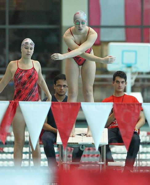 UH Swimming 2014