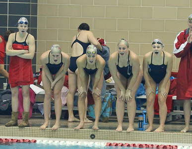 UH Swimming vs SMU 2103