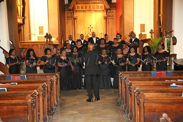 University of Liberia Alumni Chorus 8th Benefit Concert
