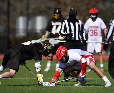 20210220 Lynchburg Hornets Mens' Lacrosse vs Randolph