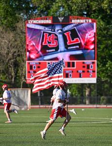 Lynchburg Hornets Mens' Lacrosse