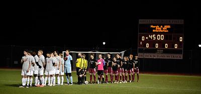 Lynchburg Hornets Mens' Soccer