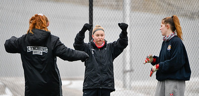 Lynchburg Womens' Soccer Scrimmage