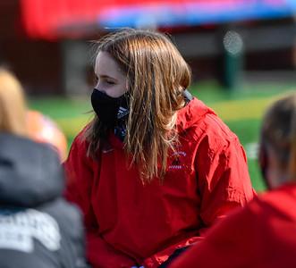 2021-02-21 Lynchburg Hornets Women's Soccer vs E&H