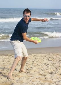 Ben frisbee 2