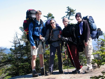Group near Whiteface