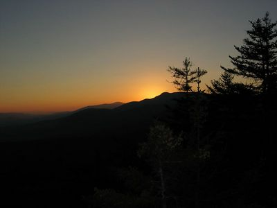 Mountain sunset 2
