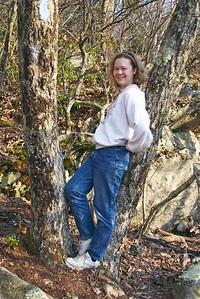 Kristin two trees