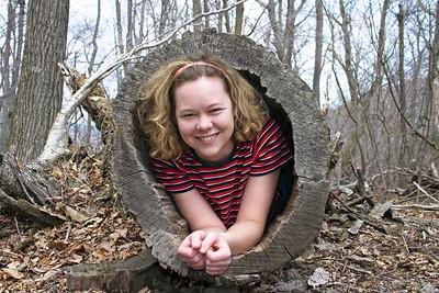 Kristin log