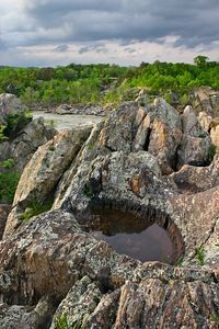 Great Falls rocks