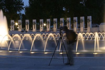 me-shooting-WWII-memorial