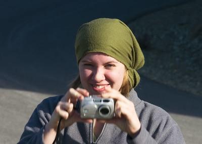 Katie shooting