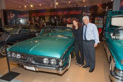 UM Bio Medical Engineering Department Class of 2016 Graduation Banquet at Dauer Museum of Classic Cars