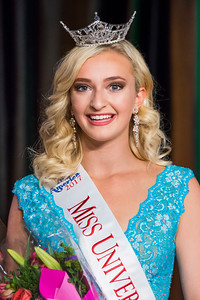 The Miss University of Miami 2017 Scholarship Pageant at the University of Miami in Coral Gables on March 22nd, 2017. (Photo by MagicalPhotos / Mitchell Zachs)