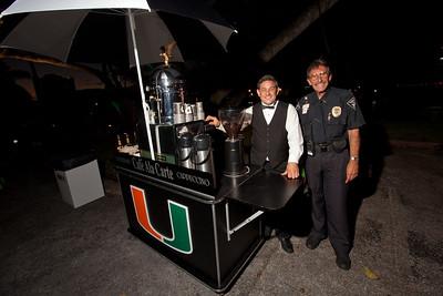 University of Miami Homecoming Alumni Avenue