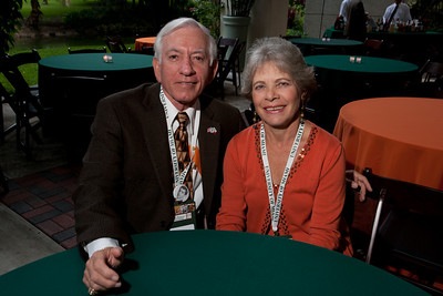 34th Annual Old Timers Society Reception at University of Miami Alumni Weekend and Homecoming