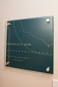Dedication of Michelle's Gym at Miami Miller School of Medicine Department of Pediatrics